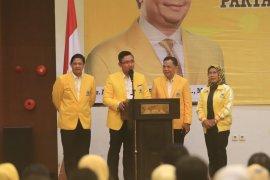 Adik Atut kembali terpilih sebagai Ketua DPD Golkar Banten