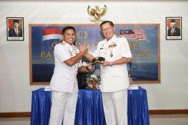 TNI AL dan Tentara Laut Diraja Malaysia siap ciptakan keamanan di Selat Malaka