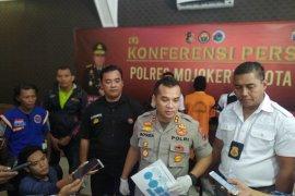Kakak adik pelaku pembunuhan siswa SD Mojokerto dibekuk polisi