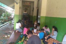 Sekolah jadi posko banjir, ratusan siswa SD Kapuk libur