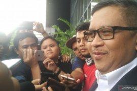 Hasto Kristiyanto jelaskan alasan PDIP alihkan suara Nazaruddin ke Harun Masiku