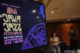 Antisipasi corona, penonton Java Jazz diimbau kenakan masker