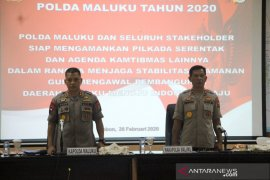 Kapolda: Pilkada di Maluku 2020 harus aman dan damai