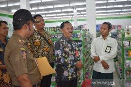 Sejumlah toko swalayan di Lumajang terjaring OTT masih gunakan kantong plastik