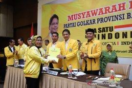 Kembali pimpin Golkar Banten,Tatu sinergikan kader untuk Pilkada