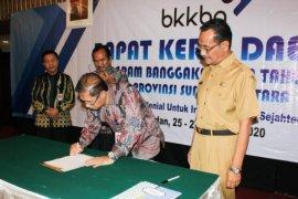 BKKBN Sumut deklarasikan antigratifikasi dan suap