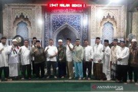 Masjid Muhajirin jadi awal mula rangkaian silaturahmi kegiatan KUII VII