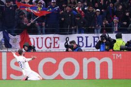 Gol semata wayang Tousart amankan kemenangan Lyon atas Juve