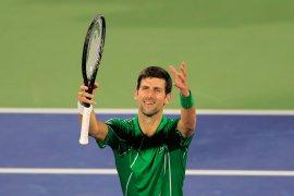 Djokovic 8 besar Dubai terlalu perkasa bagi Kohlschreiber