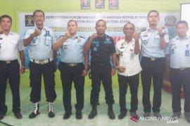 Kalapas Tanjungbalai gelar media gathering Deklarasi Resolusi Pemasyarakatan