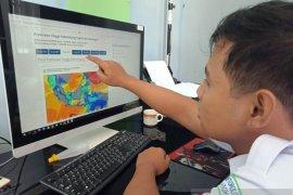BMKG deteksi lima titik api di kawasan barat selatan Aceh