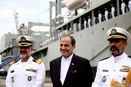 70 tahun hubungan Indonesia dan Iran, KRI diundang bersandar di Bandar Abbas Iran