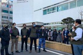 KBRI Seoul tutup sementara pelayanan untuk cegah virus corona