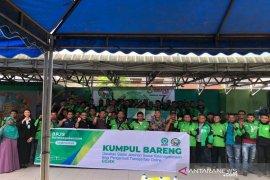 BP Jamsostek kumpul bareng bersama komunitas Gojek