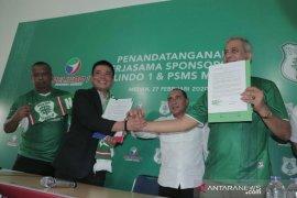 Pelindo I sponsori PSMS arungi kompetisi Liga 2 Indonesia
