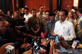 Presiden Jokowi akui pernah dapat komentar lucu di Instagram