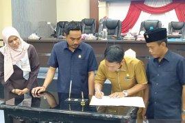 DPRD Banjarmasin mulai revisi 20 pasal Tatib