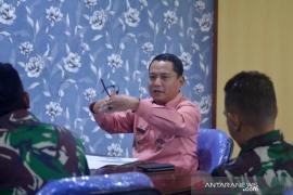 Wabup Gorontalo Utara apresiasi riset TNI AD terkait pengamanan Pemilu