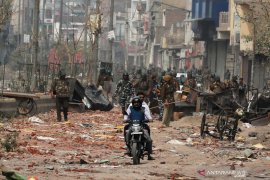 Kerusuhan di Ibu Kota India perdalam perpecahan antara Hindu dan Muslim