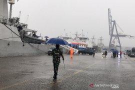 Panglima TNI tinjau lokasi observasi 188 WNI di Pulau Sebaru Kecil