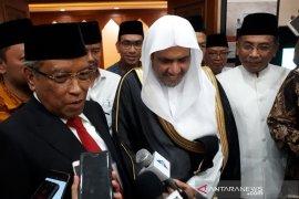 Sekjen Liga Muslim Dunia dukung misi NU
