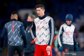Liga Jerman - Bayern dijamu Hoffenheim tanpa Lewandowski  akibat cedera lutut
