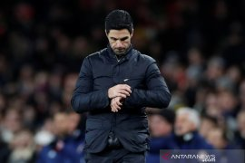Colney Training Center ditutup setelah Pelatih Arsenal Arteta positif corona