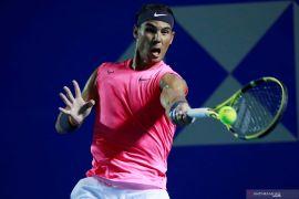 Nadal berjumpa Dimitrov di semi final Mexico