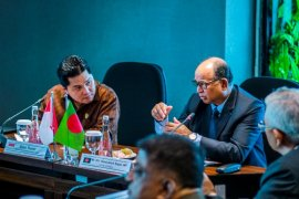 Indonesia, Bangladesh review cooperation on power plant development