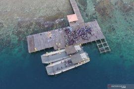 188 Indonesians start their 14-day quarantine in Sebaru Kecil Island