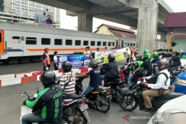 Kecelakaan di perlintasan kereta api di Sumut capai 18 kasus