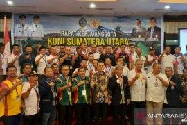 Wagub Sumut berharap prestasi di PON Papua meningkat