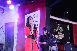 Mawar de Jongh jadi penyanyi tampil perdana di Java Jazz Festival 2020