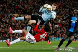 Hasil undian 16 besar Liga Europa: Manchester United beruntung lagi