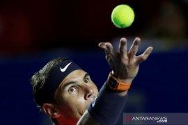Nadal tinggal satu langkah gelar ketiga Mexico Open