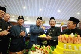 Pada HUT Kota Tangerang, Wali Kota sampaikan capaian dan evaluasi