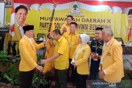 Rohidin kembali pimpin Golkar Bengkulu