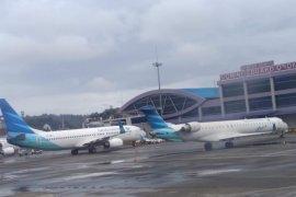 Maskapai Garuda Indonesia menyatakan tidak semua tiket penumpang diskon 50 persen