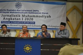 Sekolah Jurnalistik Muhammadiyah pertama hadir di Kalbar