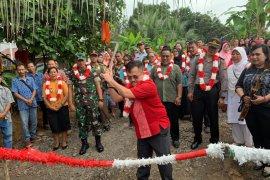 Wabup Aloysius buka penilaian lomba desa tingkat Kabupaten Sekadau