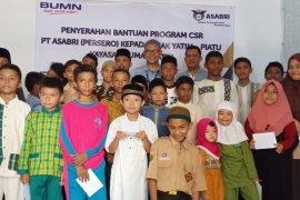 ASABRI Cabang Aceh santuni anak yatim di Banda Aceh
