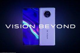Desain futuristik ponsel Vivo dalam APEX 2020