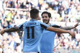 Lazio gusur Juve dari puncak Liga Serie A