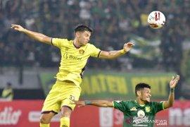 Liga 1: Pelatih Persik bersyukur curi satu poin dari kandang Persebaya