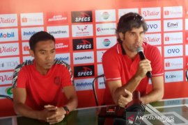 Bali United optimistis mampu imbangi permainan Persita
