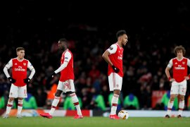 Pemain Arsenal diizinkan kembali gunakan lapangan latihan pekan depan