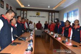 Pemkab Gorontalo Utara ajukan permohonan anggaran infrastruktur ke Wamen PUPR