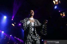 Marcell Siahaan tampil hangat dan intim di Java Jazz Festival 2020