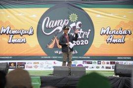 Ridwan Kamil gandeng santri tanam 50 juta bibit pohon