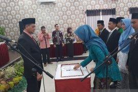 85 PPK Situbondo dilantik dan tandatangani pakta integritas